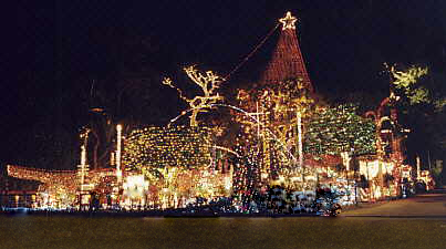 the christmas house
